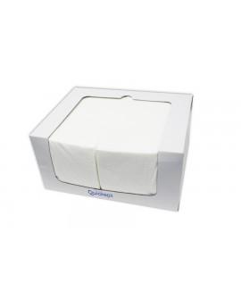 Toalla en Spunlace 40x77cm Doblado individual - Box dispenser de 200 uds.