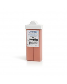 Wax cartridge Quickepil Pink small roller head 100ml