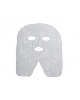 Spunlace facial mask 60g/m2 with eyes holes