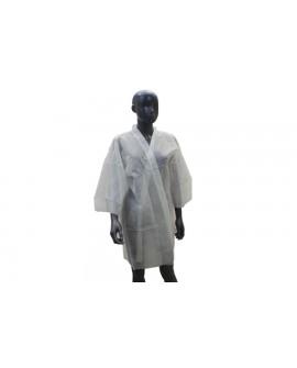 Kimono blanco en TNT