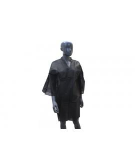 Kimono negro en TNT